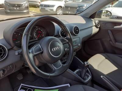 Voir la photo n°4 de la voiture d'occasion AUDI A1 SPORTBACK — 1.4 TDI ultra 90
