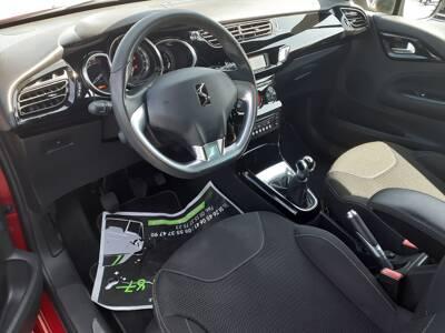 Voir la photo n°4 de la voiture d'occasion CITROEN DS3 — VTi 82 PureTech So Chic