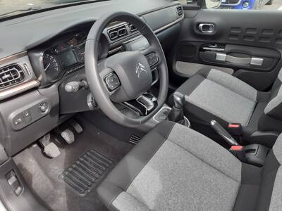 Voir la photo n°4 de la voiture d'occasion CITROEN C3 — BlueHDi 100 S&S BVM5 Origins