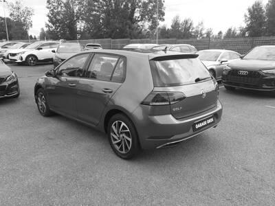 Voir la photo n°2 de la voiture d'occasion VOLKSWAGEN GOLF — 1.4 TSI 125 DSG7 Sound