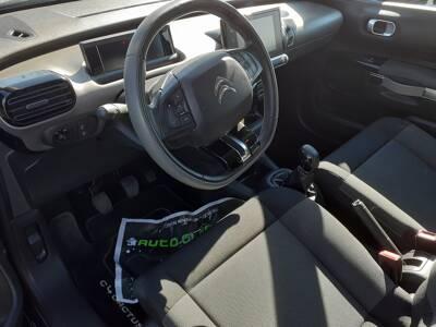 Voir la photo n°4 de la voiture d'occasion CITROEN C4 CACTUS — PureTech 82 Feel