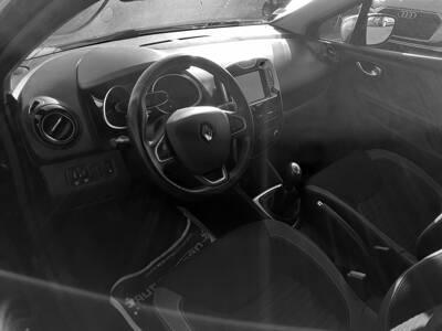 Voir la photo n°4 de la voiture d'occasion RENAULT CLIO IV — dCi 90 Energy Intens