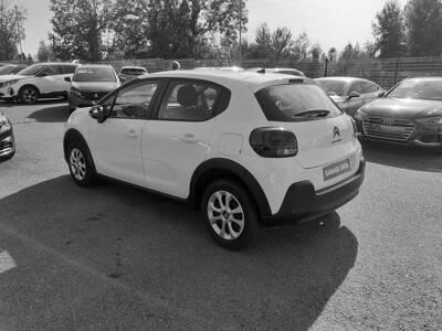 Voir la photo n°2 de la voiture d'occasion CITROEN C3 — PureTech 83 S&S BVM5 Feel