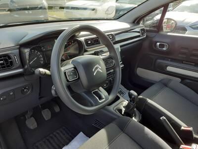 Voir la photo n°4 de la voiture d'occasion CITROEN C3 — PureTech 83 S&S BVM5 Feel