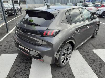 Voir la photo n°3 de la voiture 0KM PEUGEOT 208 — PureTech 100 S&S EAT8 GT