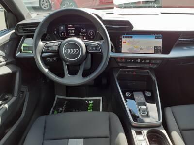 Voir la photo n°5 de la voiture d'occasion AUDI A3 SPORTBACK — 35 TDI 150 S tronic 7 Design Luxe