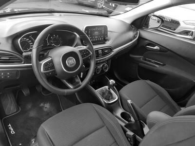 Voir la photo n°4 de la voiture d'occasion FIAT TIPO STATION WAGON — 1.6 MultiJet 120 ch Start/Stop Easy