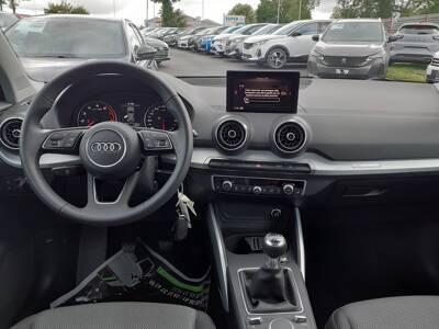 Voir la photo n°5 de la voiture d'occasion AUDI Q2 — 30 TFSI 116 BVM6 Sport