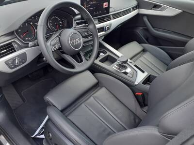 Voir la photo n°4 de la voiture d'occasion AUDI A4 — 40 TDI 190 S tronic 7 Design