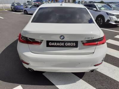 Voir la photo n°4 de la voiture d'occasion BMW SERIE 3 G20 — 318d 150 ch BVA8 Luxury