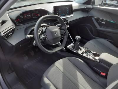 Voir la photo n°4 de la voiture 0KM PEUGEOT 2008 — PureTech 130 S&S BVM6 Allure