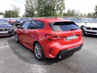 Voir la photo n°2 de la voiture d'occasion BMW SERIE 1 F40 — 116d 116 ch DKG7 M Sport