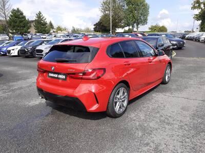 Voir la photo n°3 de la voiture d'occasion BMW SERIE 1 F40 — 116d 116 ch DKG7 M Sport