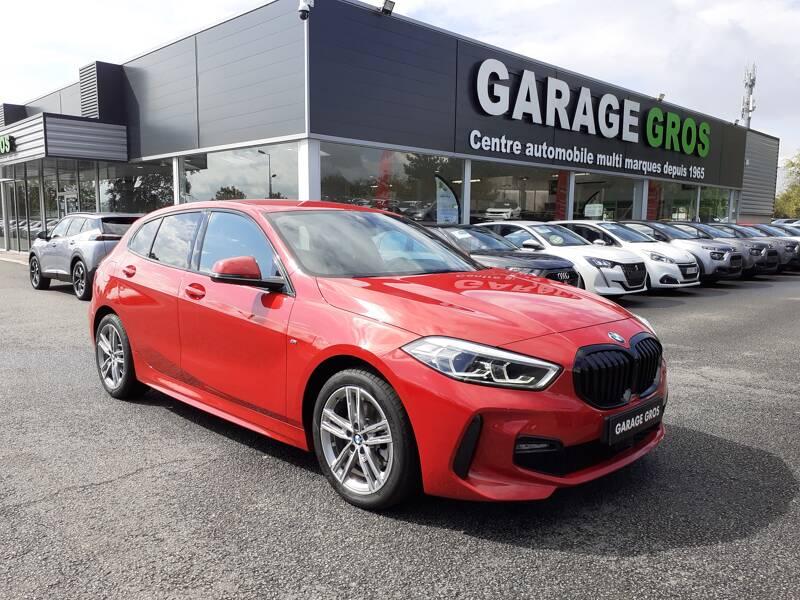 Voir la photo n°1 de la voiture d'occasion BMW SERIE 1 F40 — 116d 116 ch DKG7 M Sport
