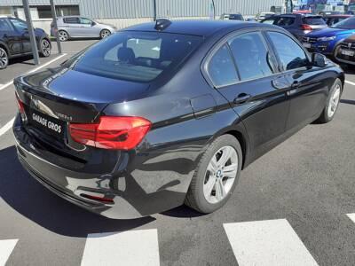 Voir la photo n°3 de la voiture d'occasion BMW SERIE 3 F30 LCI2 — 318d 150 ch BVA8 Business Design