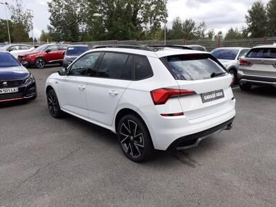 Voir la photo n°2 de la voiture d'occasion SKODA KAMIQ — 1.5 TSI 150 ch DSG7 Monte-Carlo