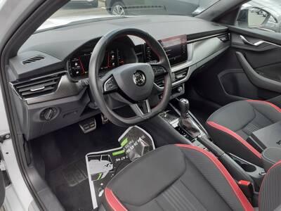 Voir la photo n°4 de la voiture d'occasion SKODA KAMIQ — 1.5 TSI 150 ch DSG7 Monte-Carlo