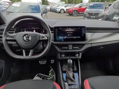 Voir la photo n°5 de la voiture d'occasion SKODA KAMIQ — 1.5 TSI 150 ch DSG7 Monte-Carlo