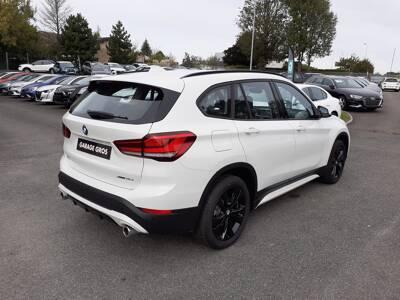 Voir la photo n°3 de la voiture d'occasion BMW X1 F48 LCI — xDrive 18d 150 ch BVA8 Lounge