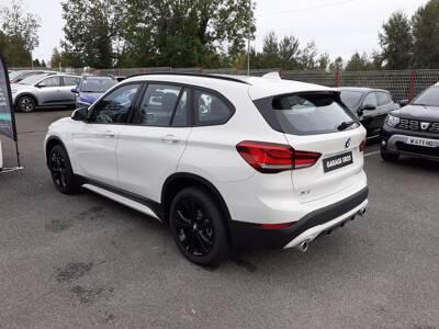 Voir la photo n°2 de la voiture d'occasion BMW X1 F48 LCI — xDrive 18d 150 ch BVA8 Lounge
