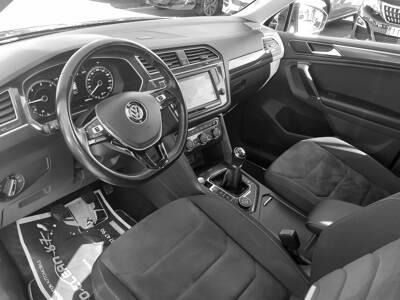 Voir la photo n°4 de la voiture d'occasion VOLKSWAGEN TIGUAN — 2.0 TDI 150 BMT 4Motion Carat