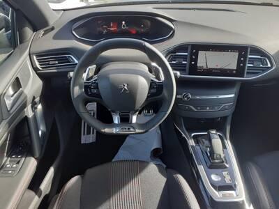 Voir la photo n°5 de la voiture 0KM PEUGEOT 308 — BlueHDi 130ch S&S EAT8 GT