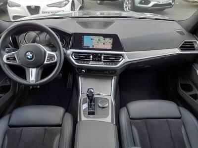Voir la photo n°5 de la voiture d'occasion BMW SERIE 3 G20 — 318d 150 ch BVA8 M Sport