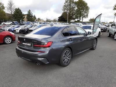 Voir la photo n°3 de la voiture d'occasion BMW SERIE 3 G20 — 318d 150 ch BVA8 M Sport