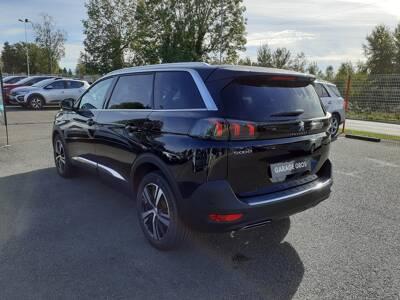 Voir la photo n°2 de la voiture 0KM PEUGEOT 5008 — BlueHDi 130ch S&S EAT8 GT