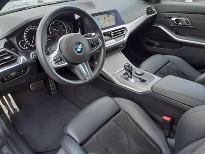 Voir la photo n°4 de la voiture d'occasion BMW SERIE 3 G20 — 318d 150 ch BVA8 M Sport
