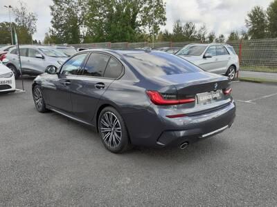 Voir la photo n°2 de la voiture d'occasion BMW SERIE 3 G20 — 318d 150 ch BVA8 M Sport