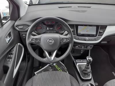 Voir la photo n°4 de la voiture d'occasion OPEL CROSSLAND X — 1.2 Turbo 110 ch Opel 2020