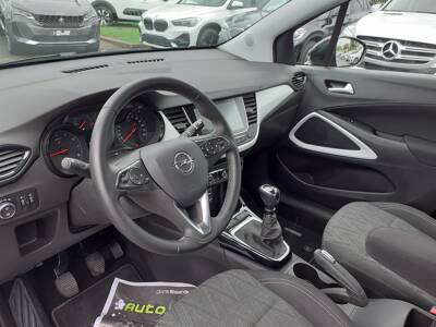 Voir la photo n°3 de la voiture d'occasion OPEL CROSSLAND X — 1.2 Turbo 110 ch Opel 2020
