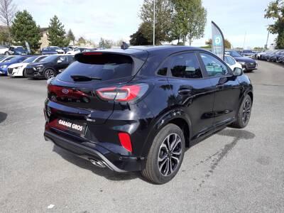 Voir la photo n°3 de la voiture 0KM FORD PUMA — 1.0 EcoBoost 125 ch mHEV S&S BVM6 ST-Line