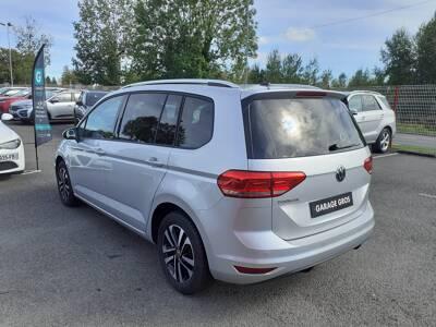 Voir la photo n°2 de la voiture d'occasion VOLKSWAGEN TOURAN — 2.0 TDI 115 7pl United