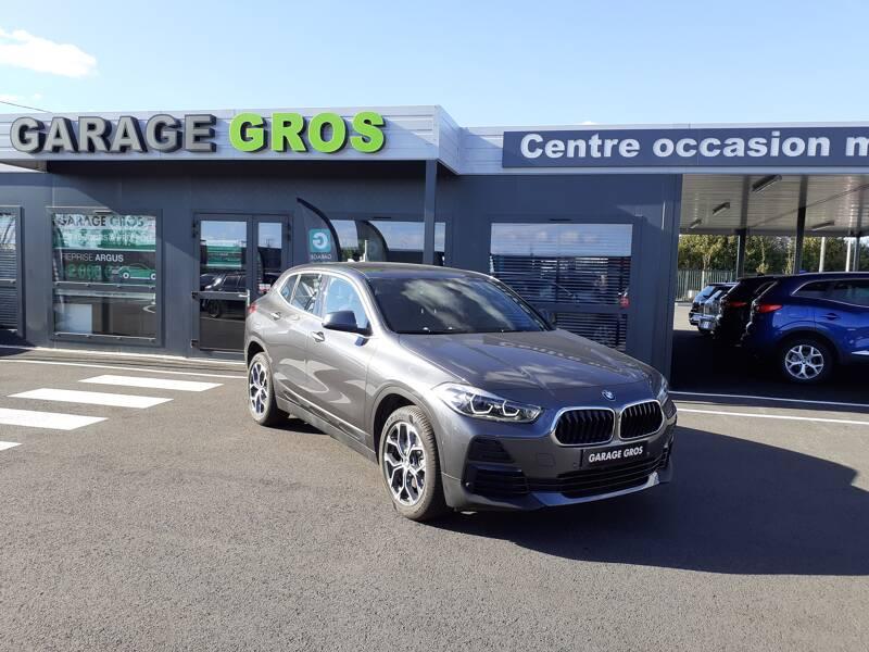 Voir la photo n°1 de la voiture d'occasion BMW X2 F39 — sDrive 18d 150 ch BVA8 Premiere