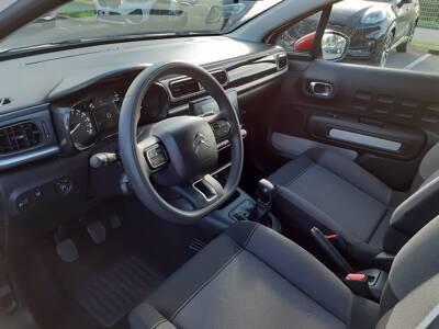 Voir la photo n°4 de la voiture d'occasion CITROEN C3 — PureTech 82 S&S BVM5 Feel