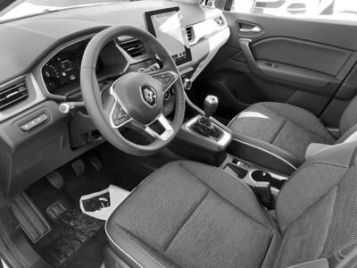 Voir la photo n°4 de la voiture 0KM RENAULT CAPTUR — TCe 90 Intens