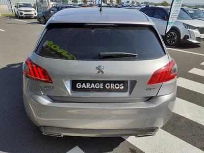 Voir la photo n°4 de la voiture 0KM PEUGEOT 308 — BlueHDi 130ch S&S EAT8 GT