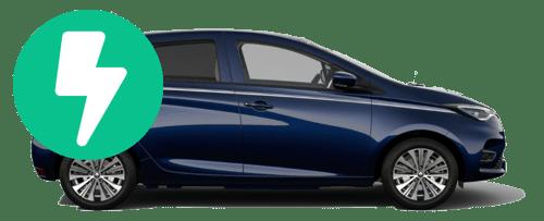Visuel d'une voiture Électrique chez Garage-Gros