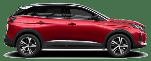 Visuel d'une voiture 4x4, SUV et Crossover chez Garage-Gros